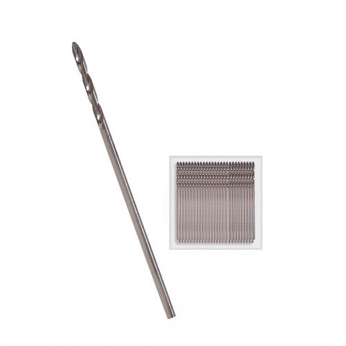 0.8 mm HSS Matkap Ucu (100 Adet) 2