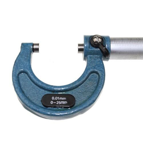 0x25 mm Mikrometre 3