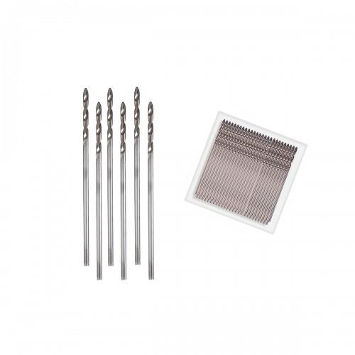 1.1 mm HSS Matkap Ucu (100 Adet) 1