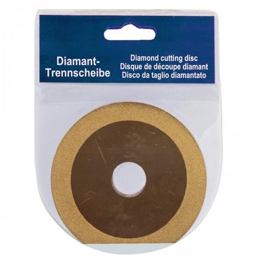 125 mm Titanyum Kaplı Elmas Disk 2