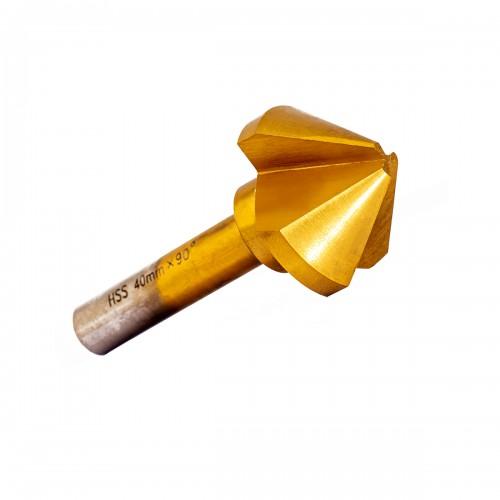 16.5 mm Metal Havşa Matkabı 1