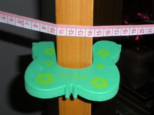 Çocuk Koruyucu Kapı Stoperi 4 lü Set 1