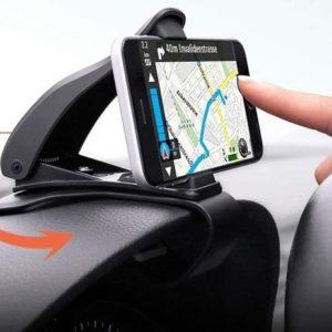 360 Oynar Araba Gösterge Üstüne Takılan Telefon Tutucu