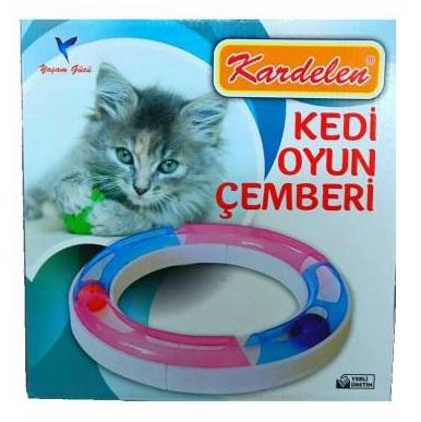 Kedi Oyun Çemberi Oyun Tüneli 1