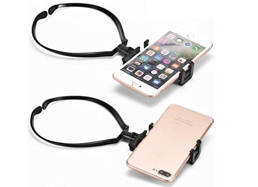 POV Çekim Aparatı Boyuna Asılan Telefon Tutucu 1
