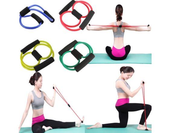 Plates, Egzersiz Direnç Lastiği 1