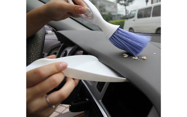 Araba Temizleme Fırçası Kürekli