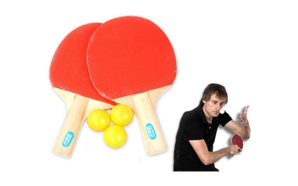 Masa Tenisi Seti (2 Raket + 3 Top)