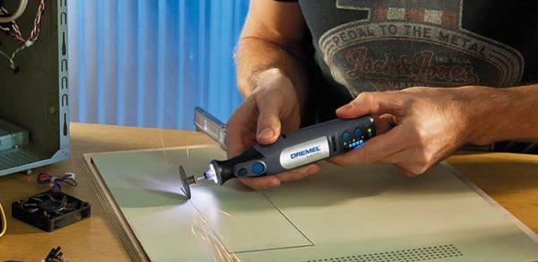 Dremel Micro 8050-35 Gravür Makinası Li-ion 7.2V 1.0Ah 35 Aksesuar 4