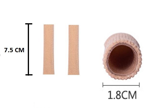 Parmak Ayırıcı Kumaş (2 Adet)