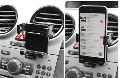 Araba Klimasına Takılan Telefon Tutucu