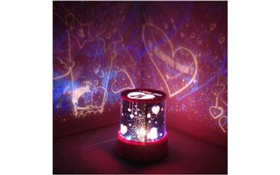 Star Master Projeksiyon Gece Lambası (Lover II)