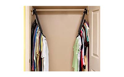 Closet Doubler Dolap İçi Düzenleyici Askı