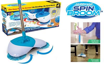Spin Broom Dikey El Gırgırı
