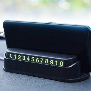 Telefon Tutucu ve Araç İçi Numaratör