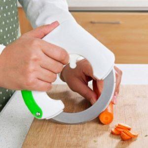 360 Dairesel Pratik Doğrayıcı Bıçak