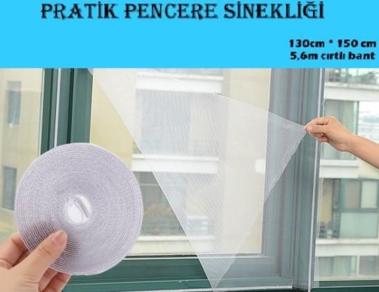 Welfare Ayarlanabilir Pencere Sinekliği (Kendin Yap)