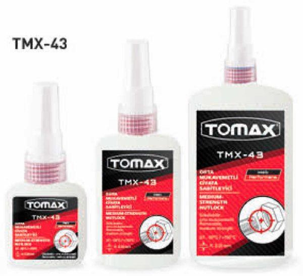 Tomax Sökülebilir Cıvata Sabitleyici-250 ml 1