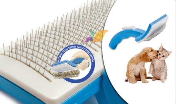 Welfare Pet Kedi Köpek Fırçası Otomatik Temizlenen 1