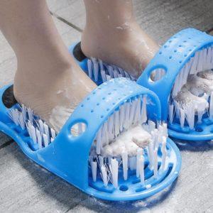 Easy Feet Banyo Ayak Yıkama Terliği Ponza Taşlı Vantuzlu