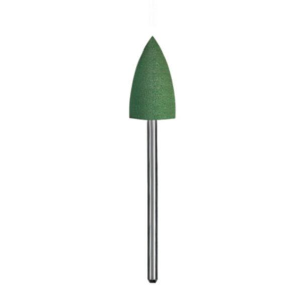 Kalıp Parlatma Lastiği Yeşil Sivri Jumbo 1