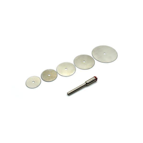 Hobi Mini Testere Seti 6 Parça Dremel Uyumlu 1