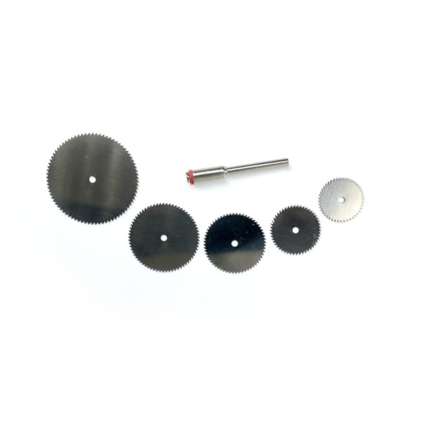 Hobi Mini Testere Seti 6 Parça Dremel Uyumlu 2