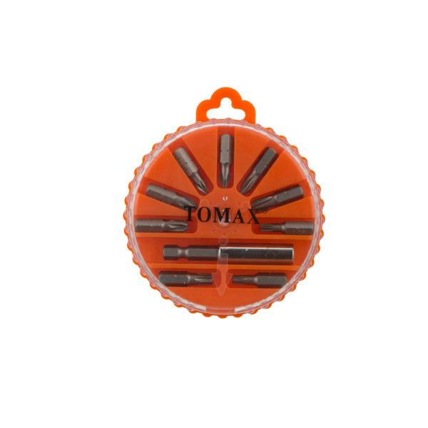 Tomax Bits Set (211 / C)-10 Parça 1