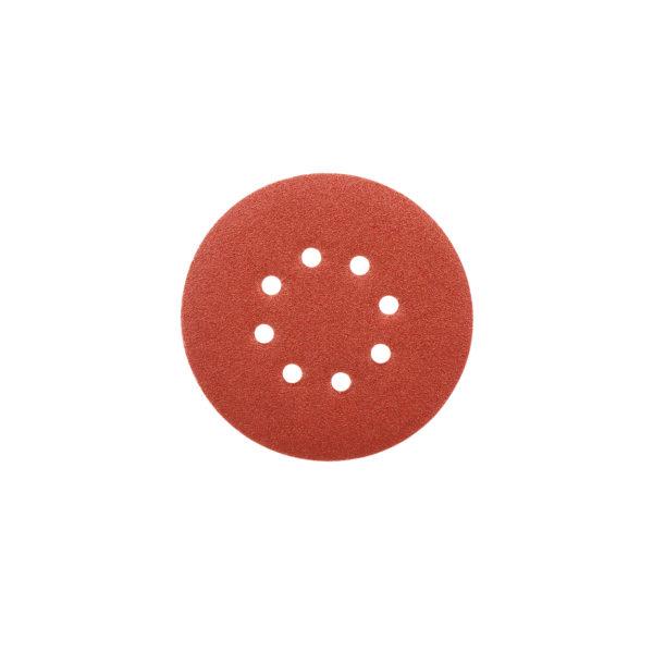 Tomax Cırtlı Zımpara 150 NK (8 Delikli)-220 Kum 1