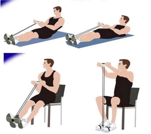 Body Trimmer Vücud Şekillendirici Egzersiz Aleti 1