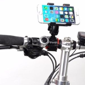 Telefon Tutucu Bisiklet İçin MANDALLI