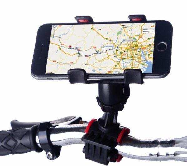 Telefon Tutucu Bisiklet İçin MANDALLI 2