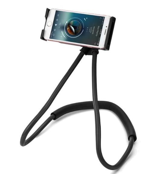 Boyuna Asılan Telefon Tutucu Portatif Stand