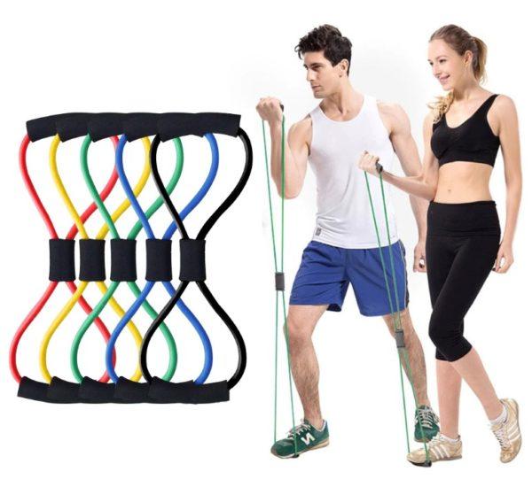 Plates, Egzersiz Direnç Lastiği 2