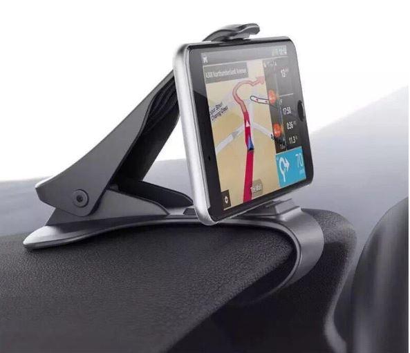Araba Gösterge Üstüne Takılan Telefon Tutucu (Sabit)
