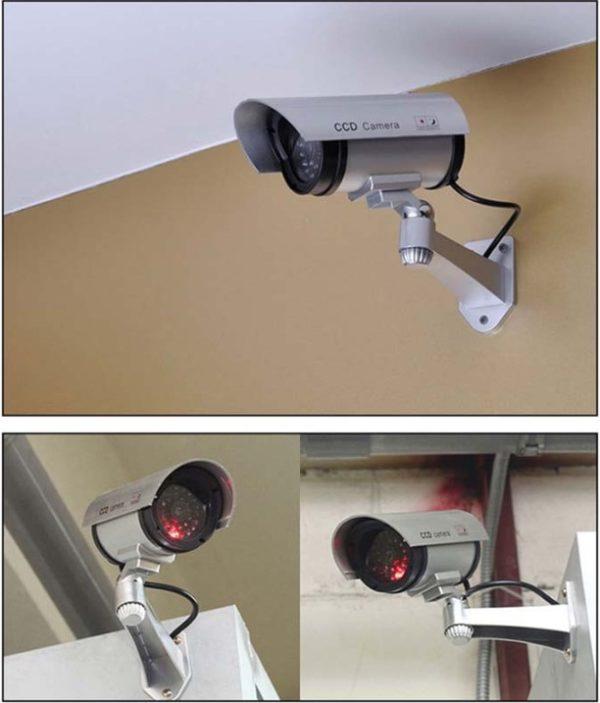 Sahte Kamera (Gece Görüşlü Görünümlü)