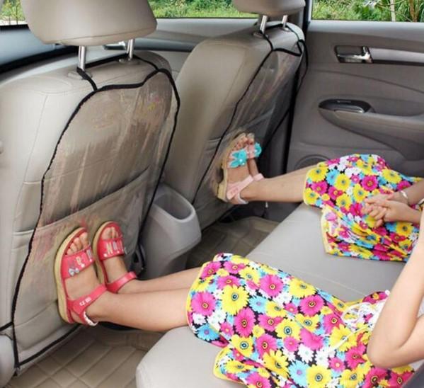Araba Koltuk Arkası Koruyucu Kılıf (2 Adet) 1