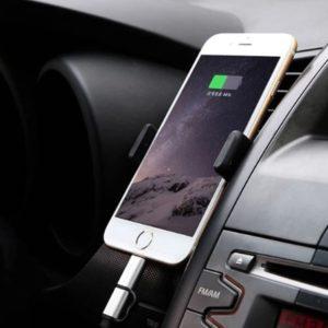 Araba Klimasına Takılan Telefon Tutucu Kıskaç