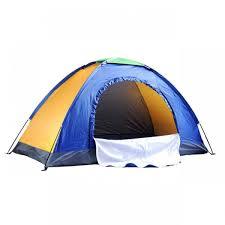4 Kişilik Otomatik Açılır Kamp Çadırı 1