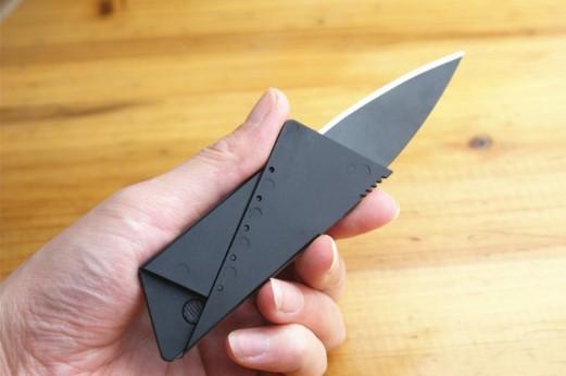 Kredi Kartı Şeklinde Bıçak (Kutusuz) 2