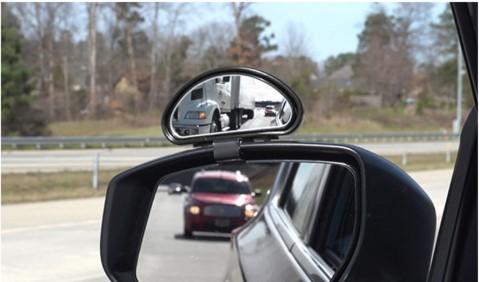 Araba Dış Ayna Üstü İlave Kör Nokta Aynası (1 Adet) 3
