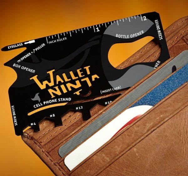 Acil Durum Kiti Ninja Wallet 1