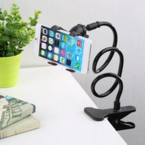 Akrobat Telefon Tutucu Oynar Başlıklı (SİYAH) (KUTUSUZ)