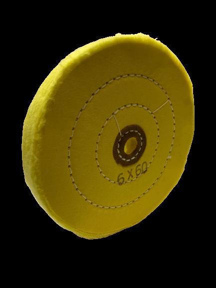 Sarı Cila Bezi 6x60 1