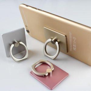 Selfie Yüzüğü 360 Derece Oynar Metal