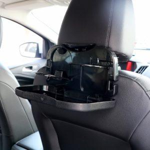 Araba Koltuğu Arkası Katlanabilir Portatif Tepsi