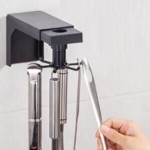 Mutfak Banyo Askısı Kancalı 360 Hareketli