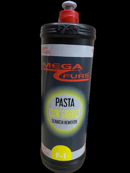Mega Furs FS1000 Pasta Çizik Giderici 1 Lt. 1