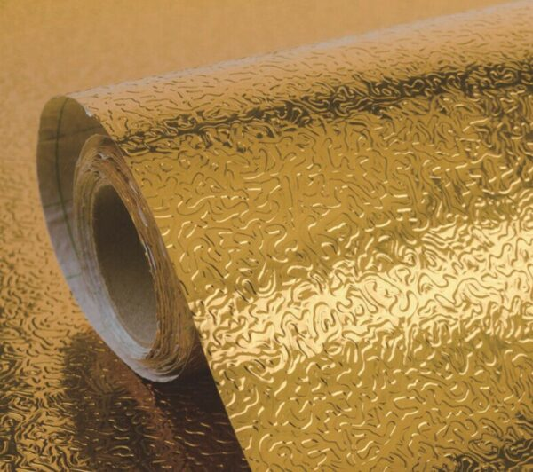 0.5 cm 50 Metre Gold Fayans Arası Şerit Bant 2