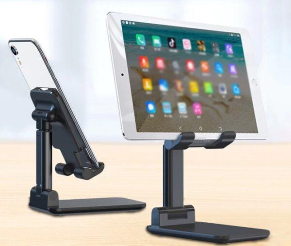 Katlanabilir Masaüstü Telefon ve Tablet Tutucu 4